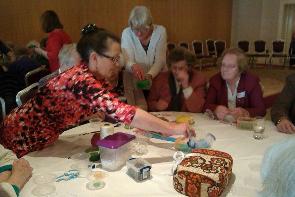 Rosary Bead Making